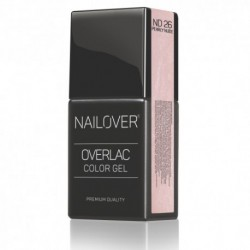 ND26 - PEARLY NUDE- OVERLAC...
