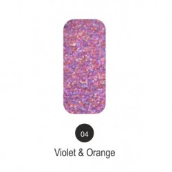 TWEED effect 04 - Violet &...