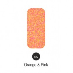 TWEED effect 05 - Orange &...