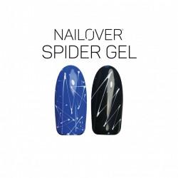 SPIDER gel black - černý