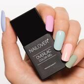 𝗚𝗢𝗢𝗗 𝗚𝗜𝗥𝗟𝗦 😇 - 𝗡𝗼𝘃𝗮́ 𝗸𝗼𝗹𝗲𝗸𝗰𝗲 𝗢𝘃𝗲𝗿𝗹𝗮𝗰 𝗝𝗮𝗿𝗼 𝟮𝟬𝟮𝟭   Pro všechny hodné i zlobivé milovnice trendy barev 😉  Krásné jarní období je před námi a s ním i chuť nosit něco nového, svěžího, jiného. Těchto 5 odstínů uspokojí všechny požadavky vašich klientek!  Brzy online na www.nailovershop.cz 😍  Nails by @valentinaflammia_nailover   #nailovercr #madeinitaly #goodgirls #nehty #manikura #gellak #gelovenehty #krasnenehty #salonkrasy #kosmetika #krasa #nehtyinspirace #novakolekce #jaro2021 #nails